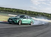The BMW M3 and M4's Drift Analyzer Is The Coolest Useless Feature We've Ever Seen - image 935385