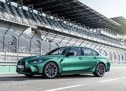 2021 BMW M3 Competition - image 935386