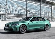 2021 BMW M3 Competition - image 935390
