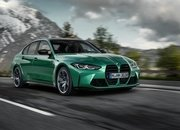 2021 BMW M3 Competition - image 935330