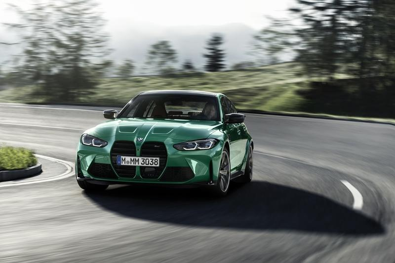 The 2021 BMW M3 and M4 Prove That More Power Doesn't Mean More Speed