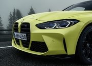 BMW's New Kidney Grille Doesn't Look as Bad on the All-New M4 As We Thought - image 935443