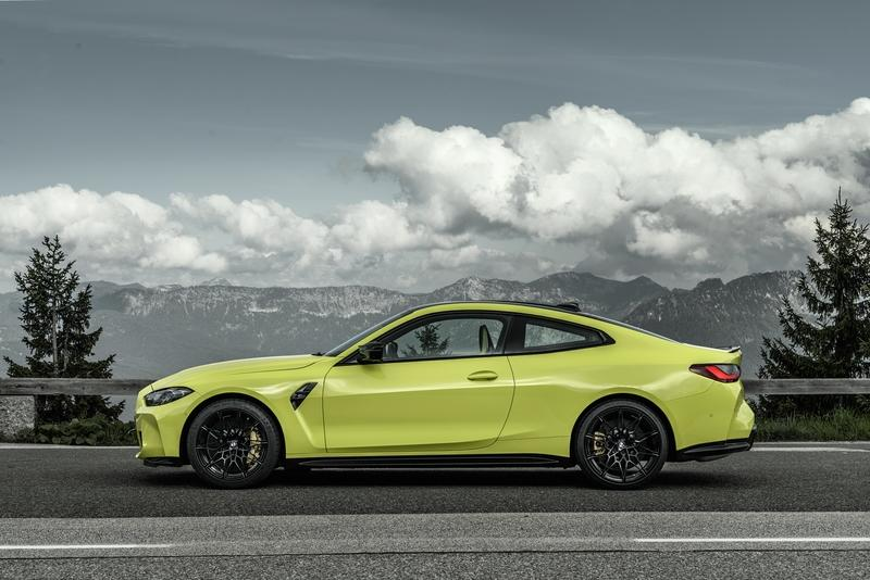 2021 BMW M4 Competition Exterior - image 935444