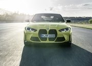 BMW's New Kidney Grille Doesn't Look as Bad on the All-New M4 As We Thought - image 935461