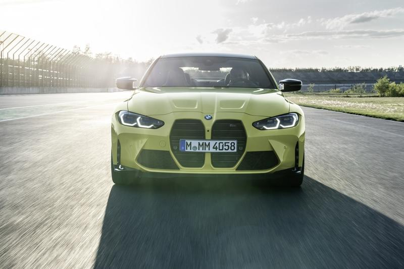 There's More to BMW's New Kidney Grille Than Meets the Eye