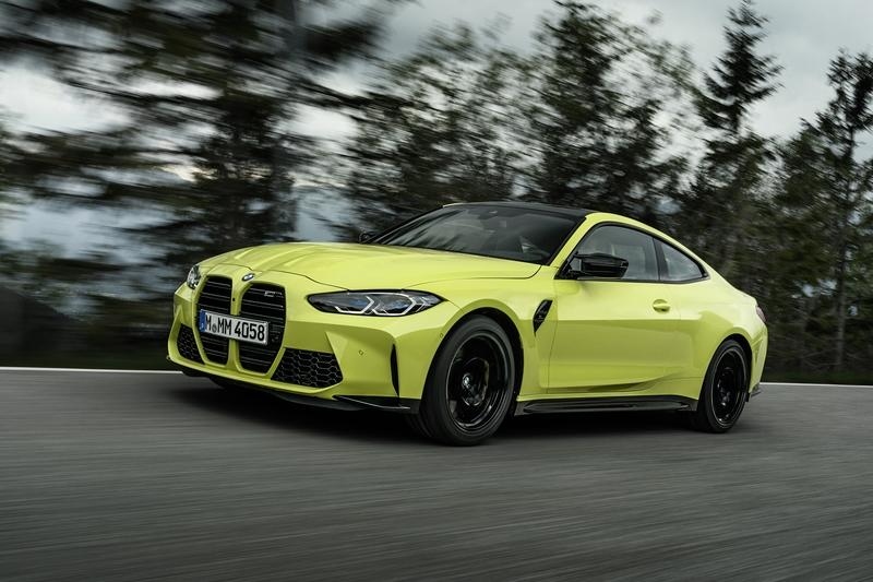 2021 BMW M4 Competition Exterior - image 935435