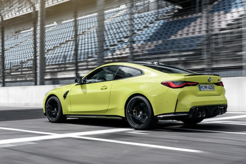 2021 BMW M4 Competition Exterior - image 935465