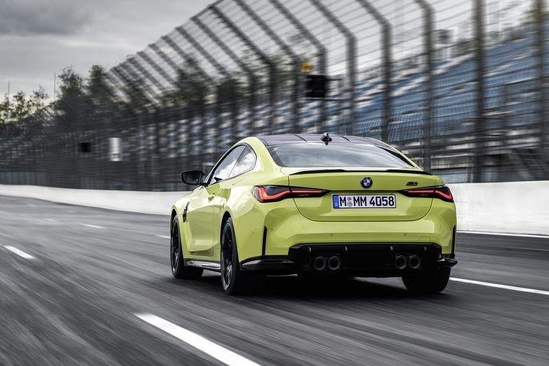 2021 BMW M4 Competition Exterior - image 935469
