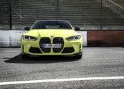 BMW's New Kidney Grille Doesn't Look as Bad on the All-New M4 As We Thought - image 935472