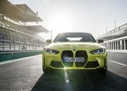 BMW's New Kidney Grille Doesn't Look as Bad on the All-New M4 As We Thought - image 935473