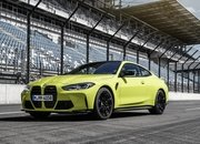 BMW's New Kidney Grille Doesn't Look as Bad on the All-New M4 As We Thought - image 935478