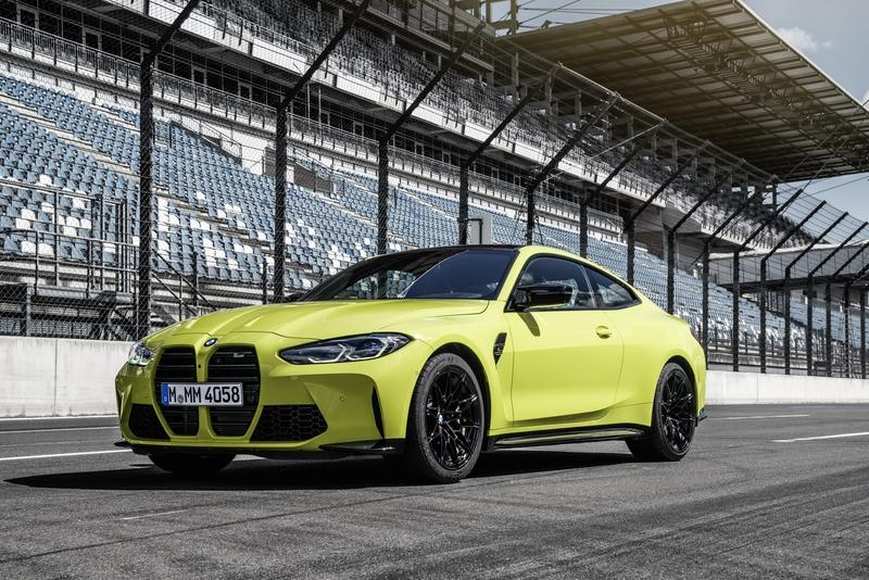 2021 BMW M4 Coupe Exterior - image 935478