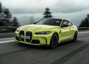 The 2021 BMW M4 Goes AWD, Packs Up to 503 Horsepower And Massive Grille - image 935437