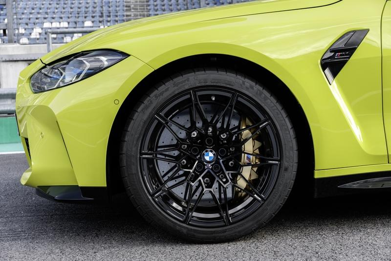 The 2021 BMW M4 Goes AWD, Packs Up to 503 Horsepower And Massive Grille Exterior - image 935483