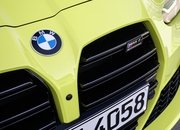 BMW's New Kidney Grille Doesn't Look as Bad on the All-New M4 As We Thought - image 935484