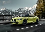The 2021 BMW M4 Goes AWD, Packs Up to 503 Horsepower And Massive Grille - image 935438