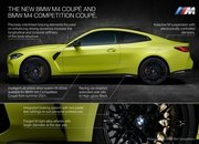The 2021 BMW M4 Goes AWD, Packs Up to 503 Horsepower And Massive Grille - image 935493