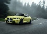 The 2021 BMW M4 Goes AWD, Packs Up to 503 Horsepower And Massive Grille - image 935439