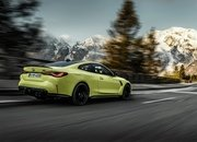 The 2021 BMW M4 Goes AWD, Packs Up to 503 Horsepower And Massive Grille - image 935441