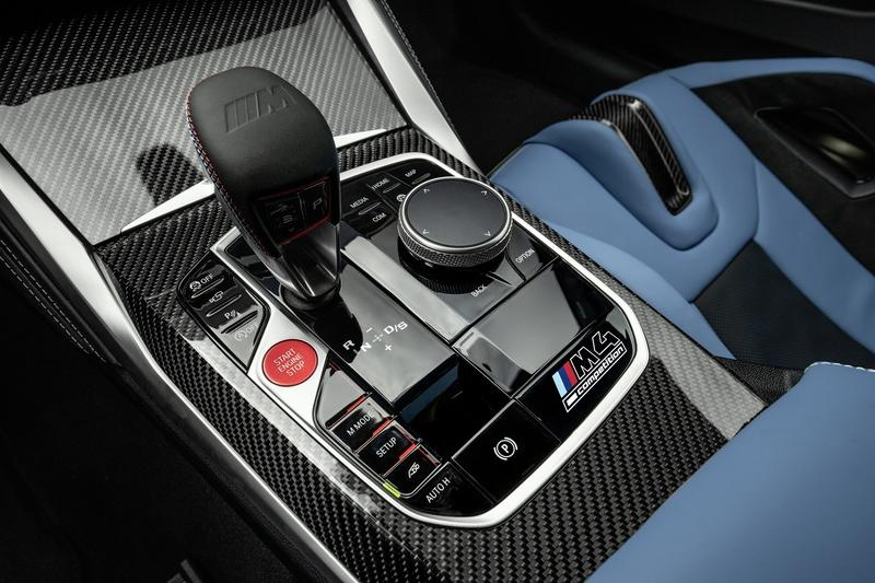 2021 BMW M4 Competition Interior - image 935506