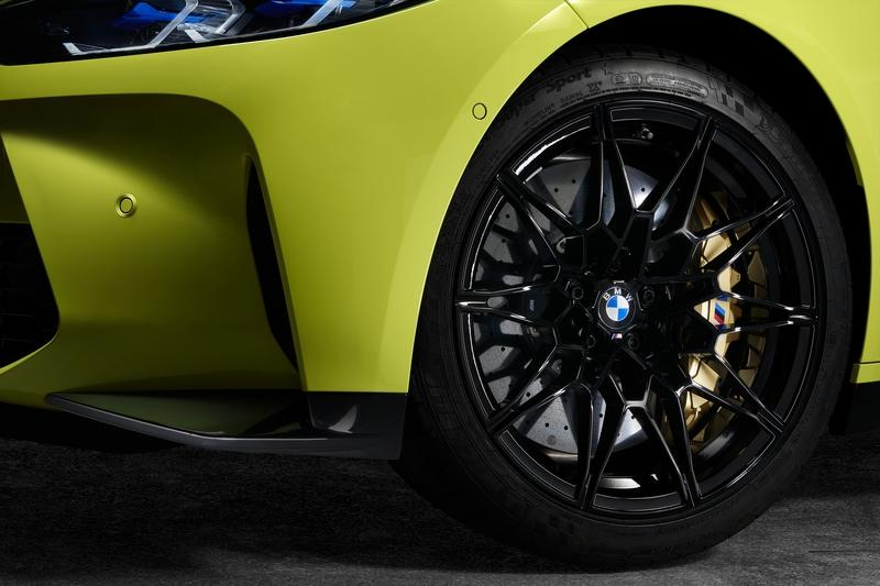 2021 BMW M4 Competition Exterior - image 935514