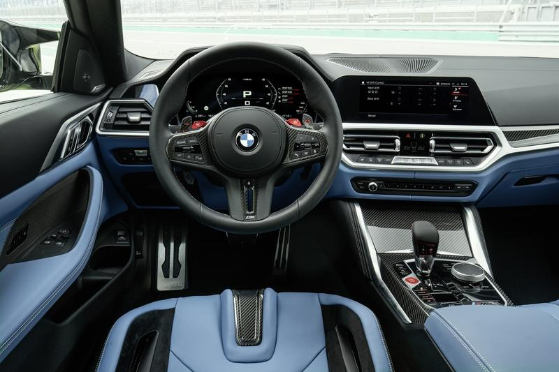 2021 BMW M4 Competition Interior - image 935496