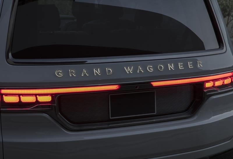 Eight cool Jeep Grand Wagoneer concept features that won't make it on the production model