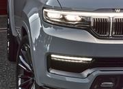 Jeep Unveils The Grand Wagoneer Concept With Bold Exterior and a Technology-Rich Cabin - image 932779
