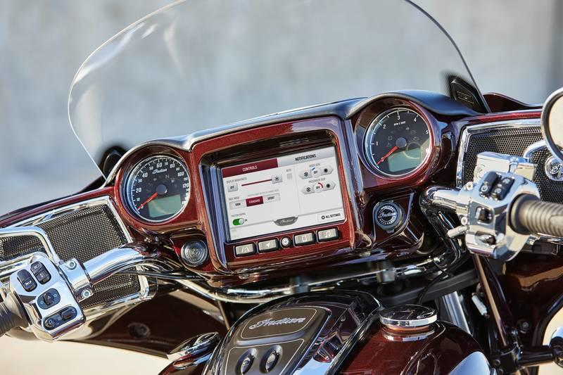 2021 Indian Roadmaster Limited - image 935305