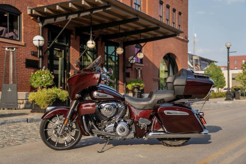 2021 Indian Roadmaster Limited - image 935298
