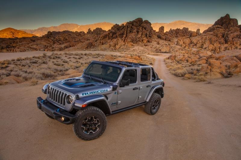 Jeep All Set To Debut The Wrangler EV Concept Next Month