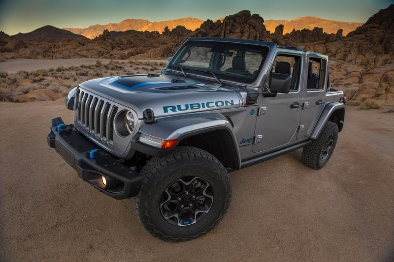 2021 Jeep Wrangler 4xe - Awesome Picture Gallery