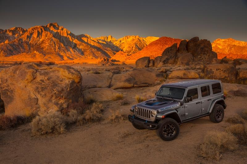 2021 Jeep Wrangler 4xe - Awesome Picture Gallery Exterior - image 932826