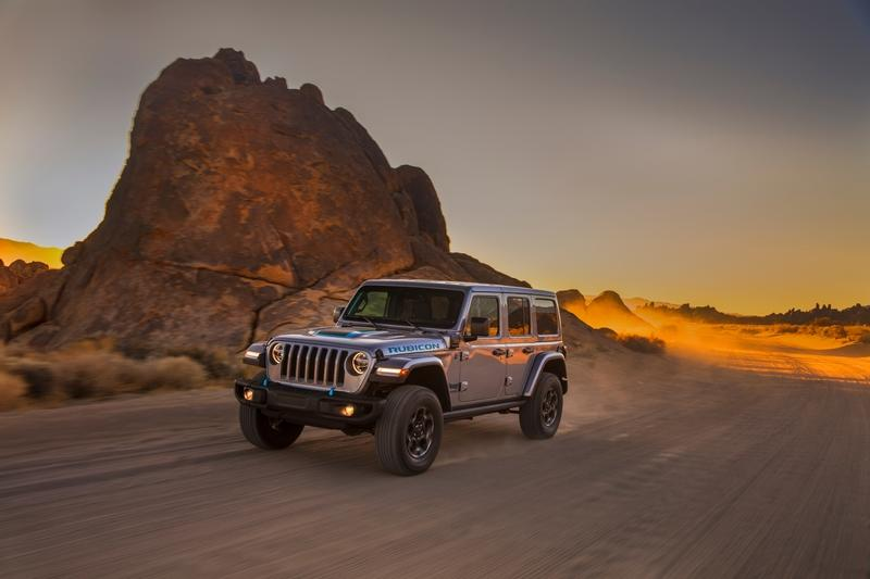 2021 Jeep Wrangler 4xe - Awesome Picture Gallery Exterior - image 932829