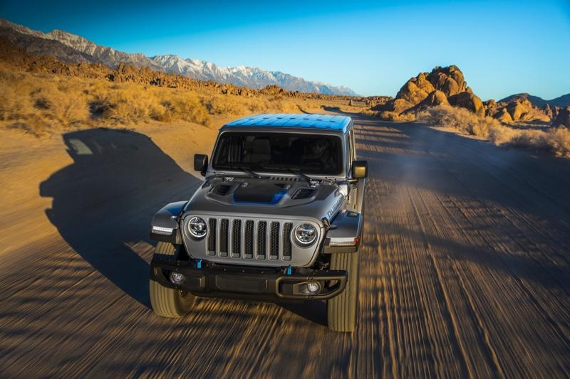 2021 Jeep Wrangler 4xe - Awesome Picture Gallery Exterior - image 932830