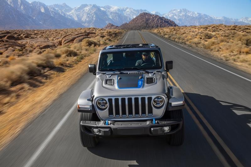 The 2021 Jeep Wrangler 4xe is the fastest, most powerful Wrangler ever produced
