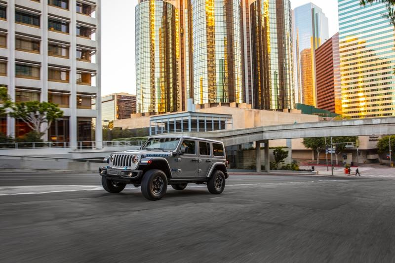 2021 Jeep Wrangler 4xe - Awesome Picture Gallery Exterior - image 932839