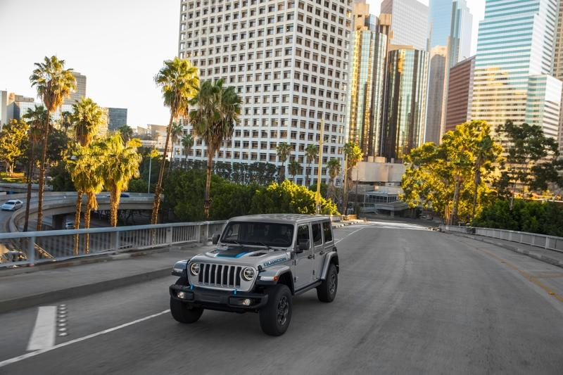 Jeep Wrangler 4xe Is Still The Same Rugged Off-Roader, But A Lot More Powerful and Efficient