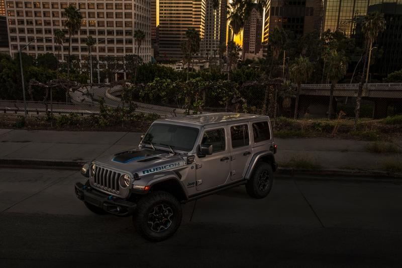 2021 Jeep Wrangler 4xe - Awesome Picture Gallery Exterior - image 932846