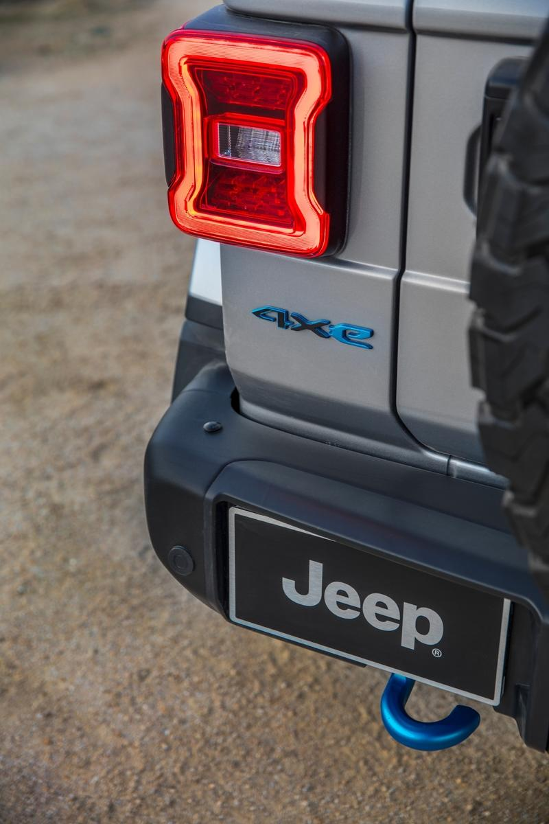 2021 Jeep Wrangler 4xe - Awesome Picture Gallery Exterior - image 932854
