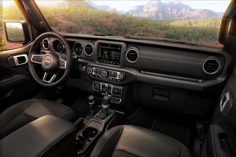 2021 Jeep Wrangler 4xe - Awesome Picture Gallery Interior - image 932858
