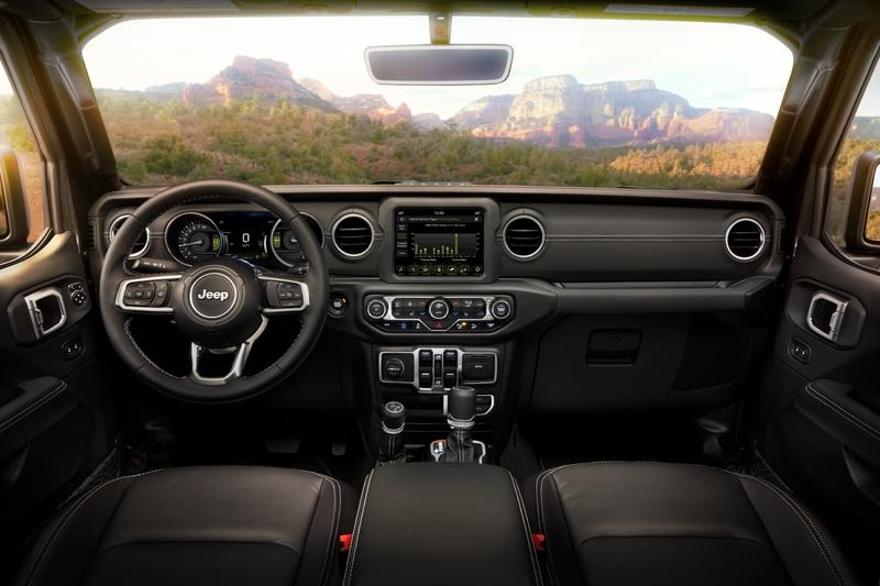 2021 Jeep Wrangler 4xe - Awesome Picture Gallery Interior - image 932859