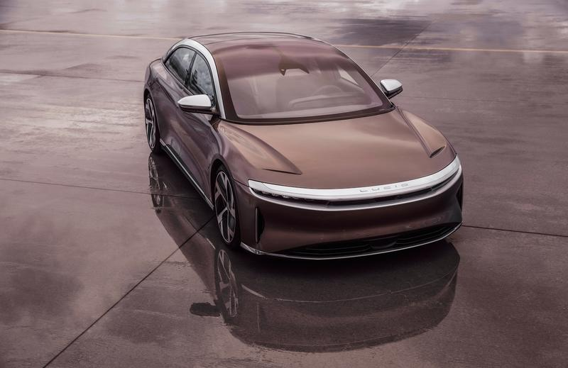 The Lucid Air, In Base Form, Is Pretty Impressive Exterior - image 933895