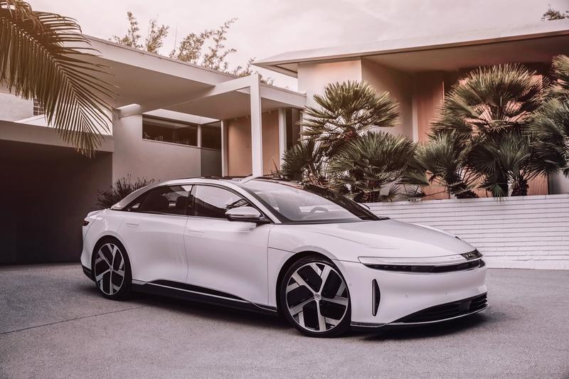 2021 Lucid Air Fast Facts and Picture Gallery