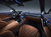 2021 Mercedes S-Class Arrives To Redefine Automotive Luxury - image 932246