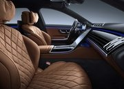 2021 Mercedes S-Class Arrives To Redefine Automotive Luxury - image 932249
