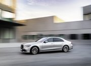 2021 Mercedes S-Class Arrives To Redefine Automotive Luxury - image 932141