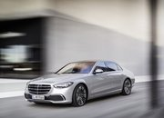 2021 Mercedes S-Class Arrives To Redefine Automotive Luxury - image 932142