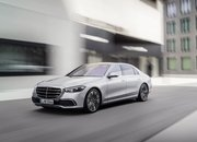 2021 Mercedes S-Class Arrives To Redefine Automotive Luxury - image 932144