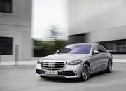 2021 Mercedes S-Class Arrives To Redefine Automotive Luxury - image 932145